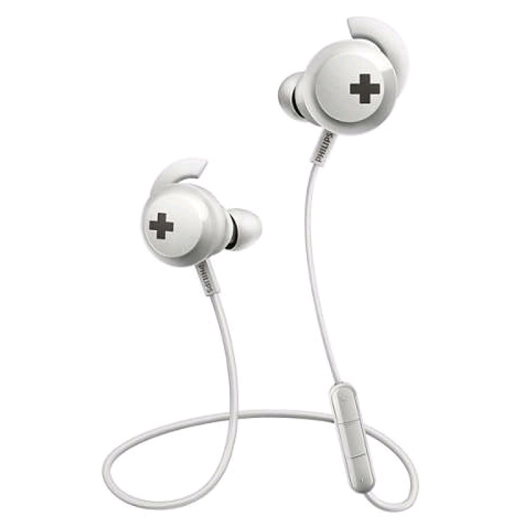 a0dcd6d5fef Philips BASS+ Wireless Headphones SHB4305WT (White) - EXPANSYS Hong Kong