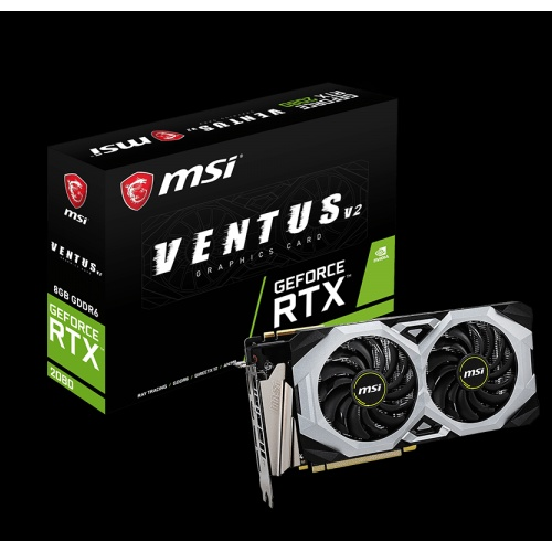 msi geforce rtx 2080 ventus
