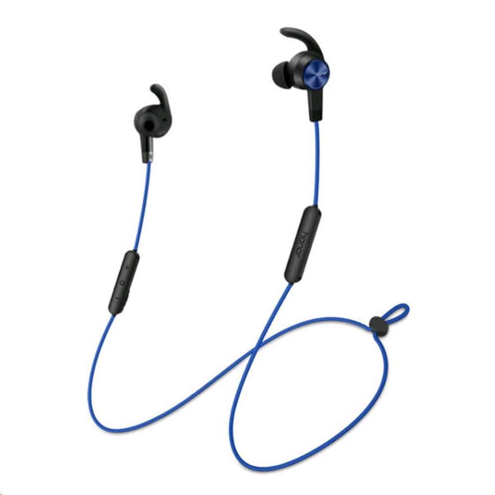 Huawei Am61 Honor Xsport Wireless Bluetooth Earphone Headset Magnetic Ipx5 Water Resistant With Mic Blue Expansys Hong Kong
