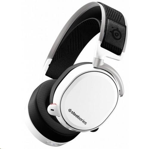 SteelSeries Arctis Pro Wireless Gaming Headset White