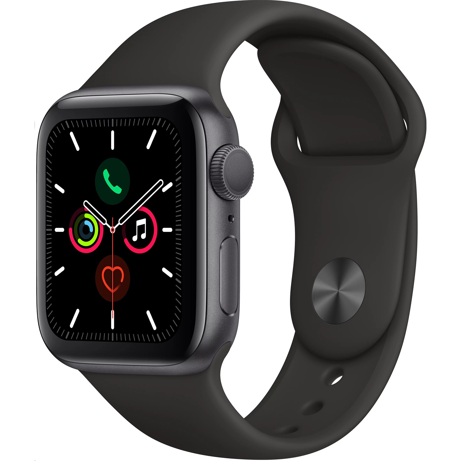 Apple Watch Series 5 LTE / 44mm (Space Grey Aluminium Case ...