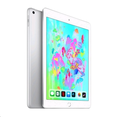Apple Ipad 9 7 6th Gen 2018 A1954 Lte 128gb Silver Expansys Philippines