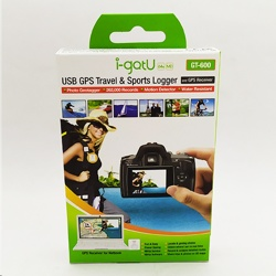 Mobile Action i-gotU GT-600 USB GPS Travel Logger