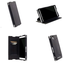 Krusell Kiruna FlipCase Stand pour Sony Xperia T2 Ultra