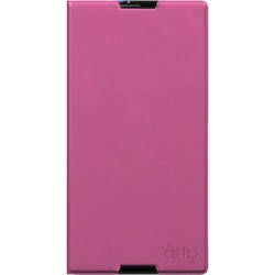 atta Xperia C3 Leather Case - bőr tok