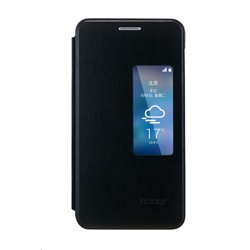 Honor View Flip Case per 6 Nero