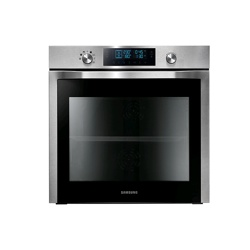 Samsung NV7000F Electric Oven Hood with Dual Cooking (NV70F7796ES/EU, Twin Convection, 70L)