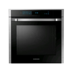 Samsung NV9900J Electric Oven Hood with Dual Cooking (NV73J7740RS/EU, Twin Convection, 73L)