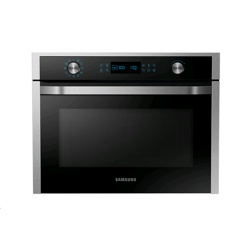 Samsung NQ50J5530BS Chef Collection Compact Oven (NQ50J5530BS/EU, With Steam-cleaning, 50L, )