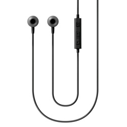 Samsung In-ear Headphones with Remote (EO-HS1303BEGWW, Black)