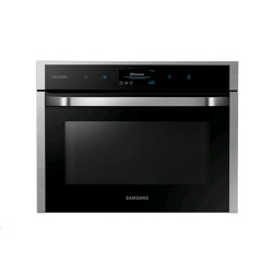 Samsung Chef Collection Compact Oven, (NQ50J9530BS/EU, 50L with Steam-cleaning)