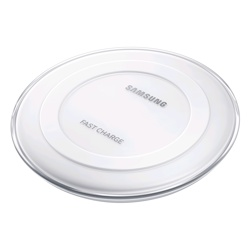 Samsung Fast Charging Wireless Charging Pad (EP-PN920BWEGWW, White)