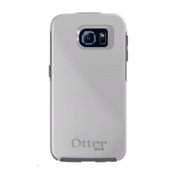 OtterBox Defender Case for Galaxy S6 (GP-G920OBCPBDE, Silver)