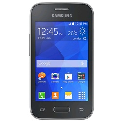 Samsung Galaxy Young 2 (Grey, SM-G130HZANBTU)