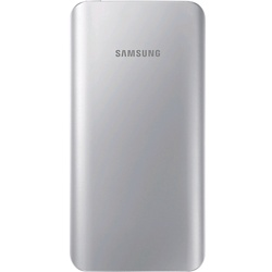 Samsung Rechargeable Battery Pack (5200 mAh) (EB-PA500USEGWW, Silver)