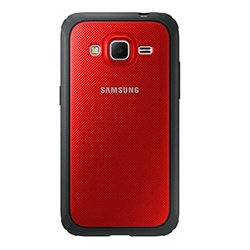 Samsung Galaxy Core Prime Cover (EF-PG360BREGWW, Red)