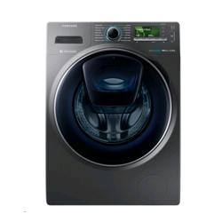 Samsung WW8500 AddWash Washing Machine (WW12K8412OX/EU, 12KG, Graphite)