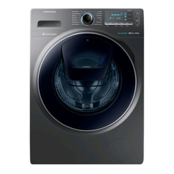 Samsung WW7500 AddWash Washing Machine (WW90K7615OX/EU, 9KG, Graphite, )