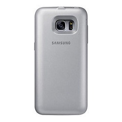 Samsung Backpack for Galaxy S7 (EP-TG930BSEGWW, Silver)