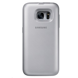Samsung Backpack for Galaxy S7 edge (EP-TG935BSEGWW, Silver)