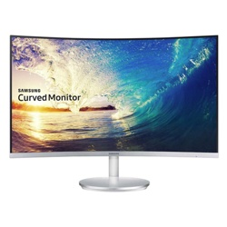 Samsung 27'' Curved Monitor with Crystal Colour (LC27F591FDUXEN)
