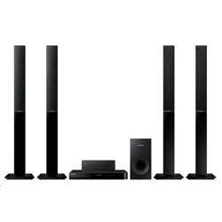 Samsung HT-J4550 5 Speaker 3D Blu-ray & DVD Home Theatre S