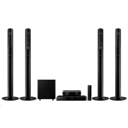 Samsung HT-J5550W 5 Speaker 3D Blu-ray & DVD Home Theatre (HT-J5550W/XU)