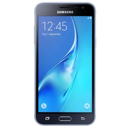 Samsung Galaxy J3 2016 (SM-J320FZKNBTU, Black, 8GB)