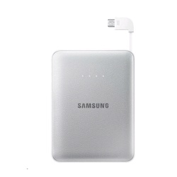 Samsung Rechargeable Battery Pack (8,400mAh) (EB-PG850BSEGWW, Silver)