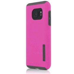 Incipio DualPro for Galaxy S7 (GP-G930ICCPLAE,, Pink/Grey)