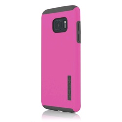 Incipio Dual Pro for Galaxy S7 edge (GP-G935ICCPLAE, Pink/Grey)