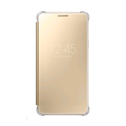 Samsung A5 (2016) Clear View Cover (EF-ZA510CFEGWW, Gold)