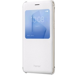 Honor 8 View Flip Cover White