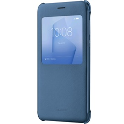 Honor 8 View Flip Cover Blue