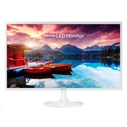 Samsung 32 White LED Monitor Full HD Super slim design (LS32F351FUUXEN)