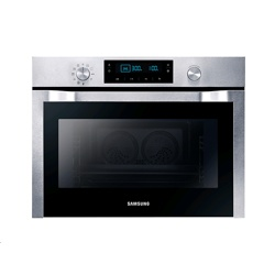 Samsung Neo Compact Oven, 50L with Steam-cleaning (NQ50C7535DS/EU)