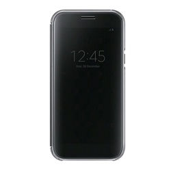 Samsung Galaxy A5 2017 Clear View Cover (EF-ZA520CBEGWW, Black)