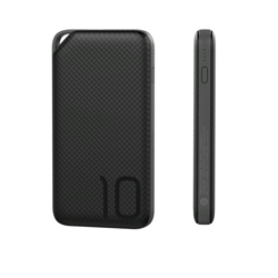 Huawei 10000mAh Quick Charge Power Bank Black, AP08Q