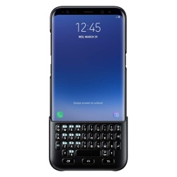 Samsung Galaxy S8 Keyboard Cover (EJ-CG950BBEGGB, Black)
