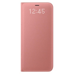 Samsung Galaxy S8+ LED Cover (EF-NG955PPEGWW, Pink)