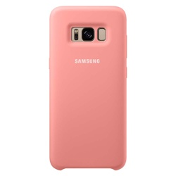 Samsung  Galaxy S8+ Soft Touch Cover (EF-PG955TPEGWW, Pink)