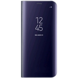 Galaxy S8 Clear View Standing Cover