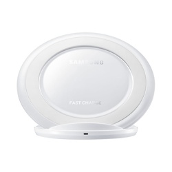 Samsung AFC Wireless Charging Stand (EP-NG930TWEGGB, White)