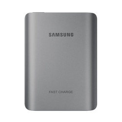 Samsung Ultra Fast Charge Battery Pack (10,200mAh) 25W (EB-PN930CSEGWW, Dark Grey)