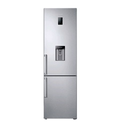 Samsung RB5000 Fridge Freezer with Space Max Technology™ (367L, Silver)