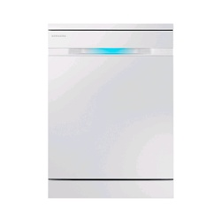 Samsung Freestanding Dishwasher with WaterWall™ (24, 10.7L, White, DW60K8550FW/EU)