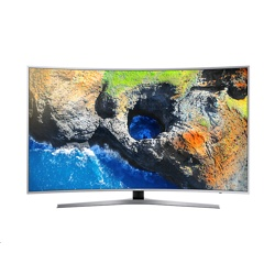Samsung 55'' MU6500 Curved Active Crystal Colour Ultra HD (55, 6 Series, Smart TV, UE55MU6500UXXU)