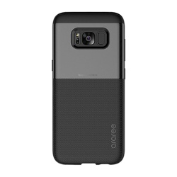 Samsung Galaxy S8+ KDLAB Inc. Amy classic protective cover (GP-G955KDCPCAA, Space Black)