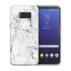 Samsung Galaxy S8+ Rebecca Minkoff sheer protection case (GP-G955ICCPFAB, Marble)