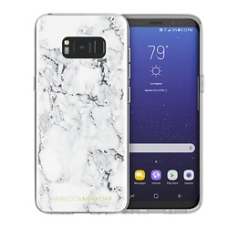 Samsung Galaxy S8 Rebecca Minkoff sheer protection case (GP-G950ICCPFAB, Marble)